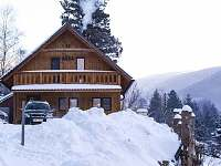 Chata ubytování v obci Vlaské