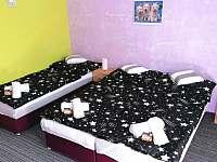 1. ložnice se 4 lůžky - Bohdíkov