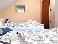 2. ložnice se 4 lůžky - Bohdíkov