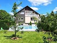 Apartman Anomis s bazénem - k pronájmu Bohdíkov