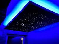 Hvězdné nebe nad vířivkou - Bohdíkov
