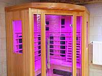 Infra sauna - Bohdíkov