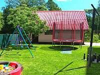 Zahrada s vyžitím pro děti i dospělé - Bohdíkov
