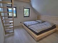 ložnice s mezonetem v patře - Filipovice