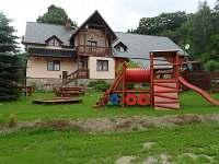 ubytování Skiareál Paprsek v apartmánu na horách - Ostružná