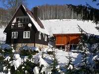 ubytování Ski areál Paprsek Chata k pronajmutí - Hynčice pod Sušinou