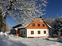 ubytování Skiareál Pawlin - Karlov pod Pradědem v penzionu na horách - Malá Morávka