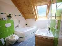 Koupelna s vanou - Velké Losiny