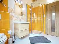 Koupelna se sprchovým koutem - Velké Losiny