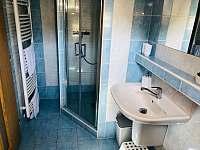 Koupelna - chalupa k pronájmu Kouty nad Desnou