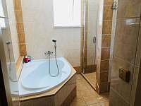 Koupelna - pronájem chalupy Kouty nad Desnou