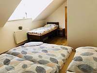 Kouty 43 pokoj 3 - chalupa ubytování Kouty nad Desnou