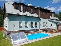 Moravský Karlov ubytování 34 lidí  pronájem