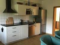 2. apartmán kuchyňská linka