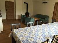 2. apartmán obytná místnost