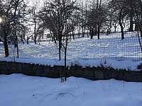 V zimě - Skorošice