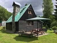 Chata k pronajmutí - dovolená  rekreace Klepáčov