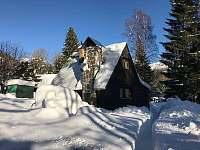 ubytování Ski park Hraběšice Chata k pronajmutí - Klepáčov
