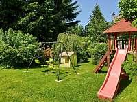 dětské hřiště - Václavov u Bruntálu