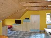 Úložné prostory - chata k pronájmu Ludvíkov