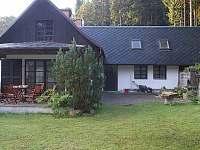Chata Karlova Studánka - k pronájmu
