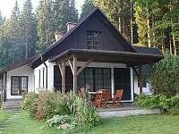 Chata k pronajmutí - dovolená Rybník Andělská Hora rekreace Karlova Studánka
