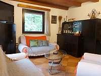 Obývací pokoj - Lipová-lázně