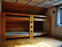 První ložnice- 6 lůžek