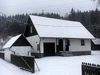 Chata ubytování v obci Hynčice nad Moravou