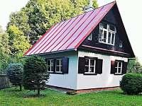 Chalupa k pronajmutí - dovolená Rybník Andělská Hora rekreace Vrbno pod Pradědem - Mnichov