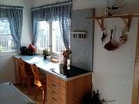 Kuchyně - chalupa k pronájmu Vrbno pod Pradědem - Mnichov