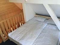 Ložnice 2 - pronájem chalupy Vrbno pod Pradědem - Mnichov