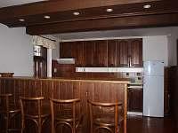 barový pult - kuchyň
