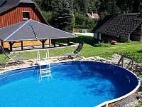 Bazén - chalupa k pronajmutí Stará Voda
