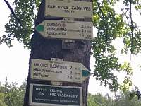 Chalupa k pronájmu - chalupa - 33 Karlovice - Zadní Ves