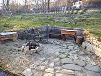 venkovní ohniště - Karlovice - Zadní Ves