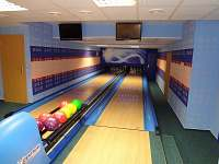 bowling v obci - Kouty nad Desnou