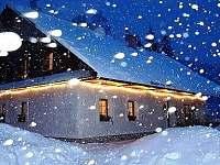ubytování Sjezdovka Malá Morava - Vysoká Apartmán na horách - Červená Voda - Šanov