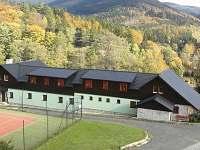 tenisový kurt - chata Sokolka