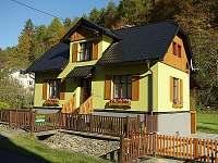 ubytování  v rodinném domě na horách - Hrabenov