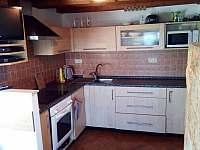 kuchyň - chata k pronájmu Staré Město, Hynčice pod Sušinou