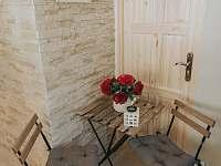 Relaxační místnost - chalupa k pronájmu Velké Losiny - Bukovice