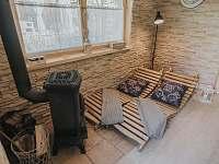 Relaxační místnost - Velké Losiny - Bukovice