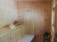 Sauna - Velké Losiny - Bukovice