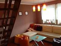 obývací pokoj pravá chata