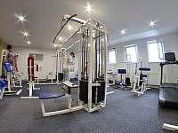 Služby hotelu Kamzík - fitness - Karlov pod Pradědem