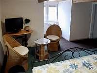 Apartmán č. 3 - dvoulůžkový (manželská postel) - ubytování Jeseník