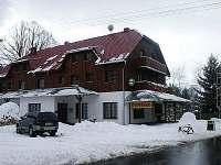 ubytování Jeseníky v penzionu na horách - Dolní Morava