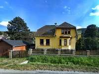 Vila na horách - dovolená Vodní nádrž Krásné rekreace Petrov nad Desnou