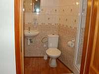 Koupelna - chata k pronajmutí Malá Morávka